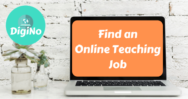 How To Find An Online Esl Teaching Job With Digino Brown